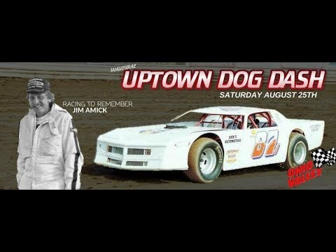 Ohio Valley Speedway Uptown Dog Dashes 8-25-18