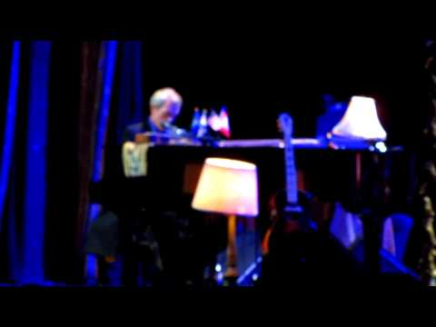 Hugh Laurie Live in New York - Blues at The Manhattan Grand Ballroom - Sep 10, 2012