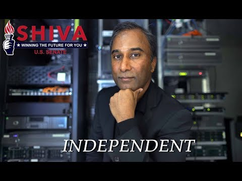 Shiva Declares Independence From GOP