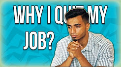 WHY I QUIT MY CORPORATE JOB
