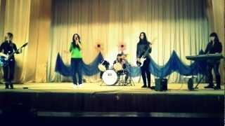 Группа With Smile - Осень ( Лицей кавер )