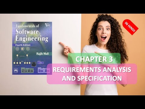 3 SOFTWARE ENGINEERING REQUIREMENTS ANALYSIS AND SPECIFICATION PART 1 IN HINDI