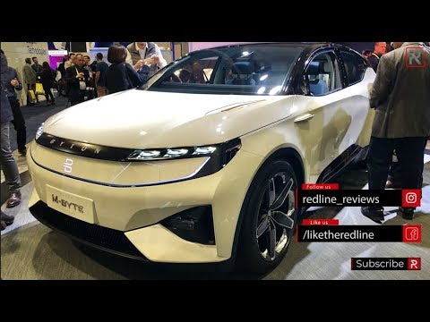 2021 Byton M-Byte Concept – Redline: First Look – 2019 CES