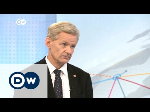 "Syria conflict - Jan Egeland: ""We have failed"" 