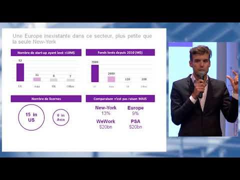 Immobilier Numérique : Keynote Robin Rivaton