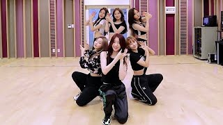 [Rocket Punch - BIM BAM BUM] dance practice mirrored
