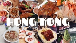 Katie's Food Diaries: 002 - Hong Kong (1)  // 我的飲食日記: 香港 (1)