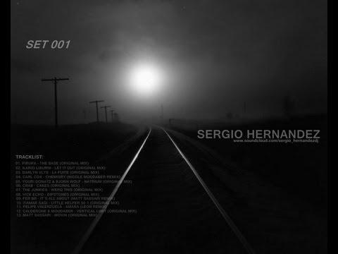 SERGIO HERNANDEZ - SET 001 (AUGUST 2013)