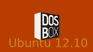 How to use Dosbox in gnu/linux