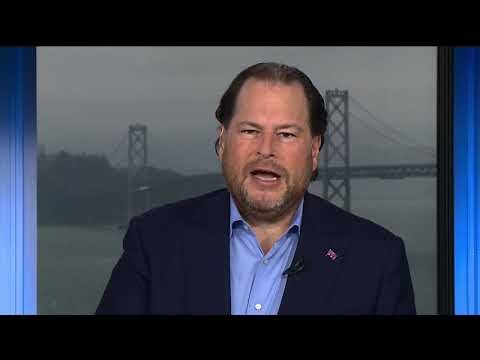 Salesforce co-CEO Marc Benioff: Trust Above All | Mad Money | CNBC