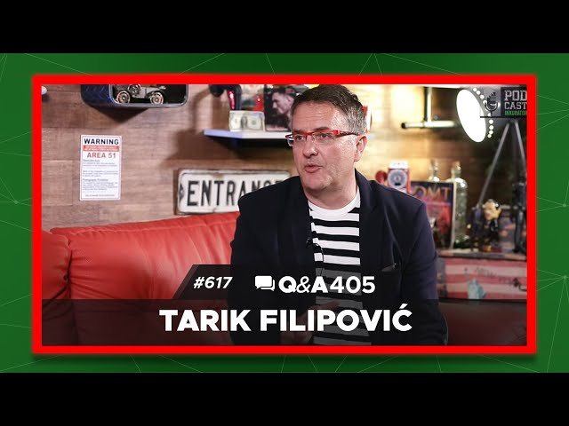 Podcast Inkubator #617 Q&A 405  - Tarik Filipović