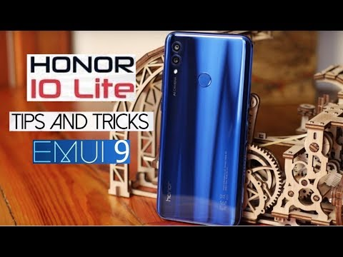 Honor 10 Lite Tips & Tricks | EMUI 9 Tips