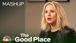 What the Fork Is This Fake Cursing Bullshirt?! - The Good Place (Mashup)