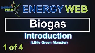 Biogas digester   Introduction   The Little Green Monster   Wally Weber