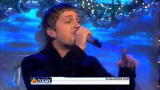 """Rob Thomas """"Give Me the Meltdown"""" Live on The Today Show"""