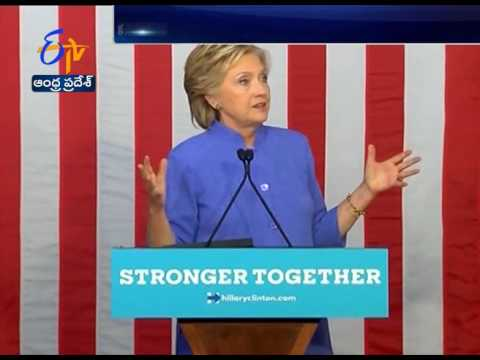 Hillary Clinton calls on Trump to speak out on hate crimes after Kansas shooting