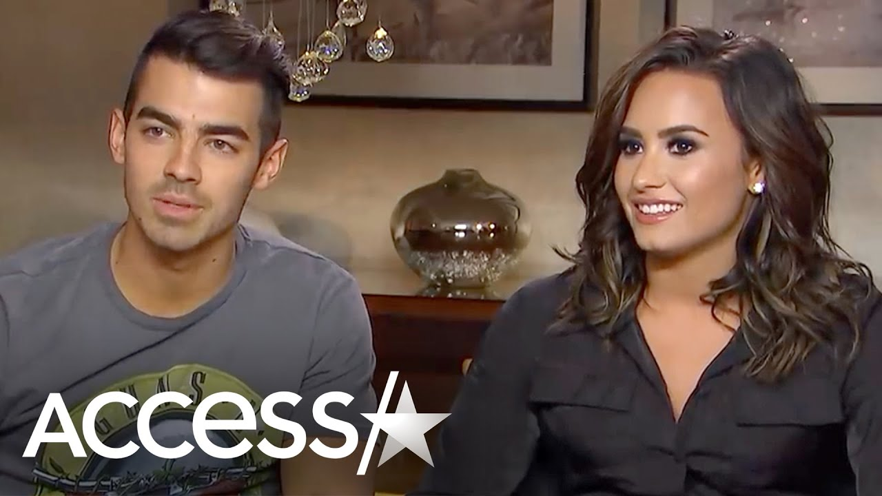 Joe Jonas On Long Lasting Friendship With Demi Lovato Were Family At This Point