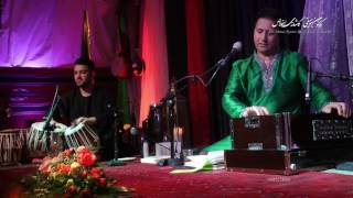 Akbar Nikzad & Yama Sarshar at The Music Room (لطــــف یــــــار جــــان شـــــده کـــم)