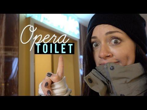 Opera Toilet - Vienna Austria