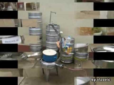 Proizvodi od pivskog bureta