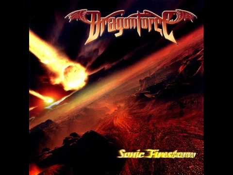 Once in a Lifetime - Dragonforce (Sonic Firestorm)