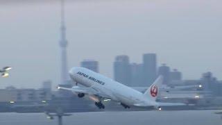 [Plane Spotting] Tokyo Haneda Airport HND / RJTT