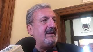 Michele Emiliano a Bisceglie per consiglio su piano riordino