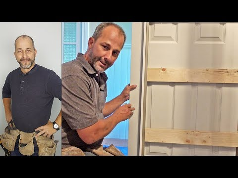 DIY How to Install a Pocket Door