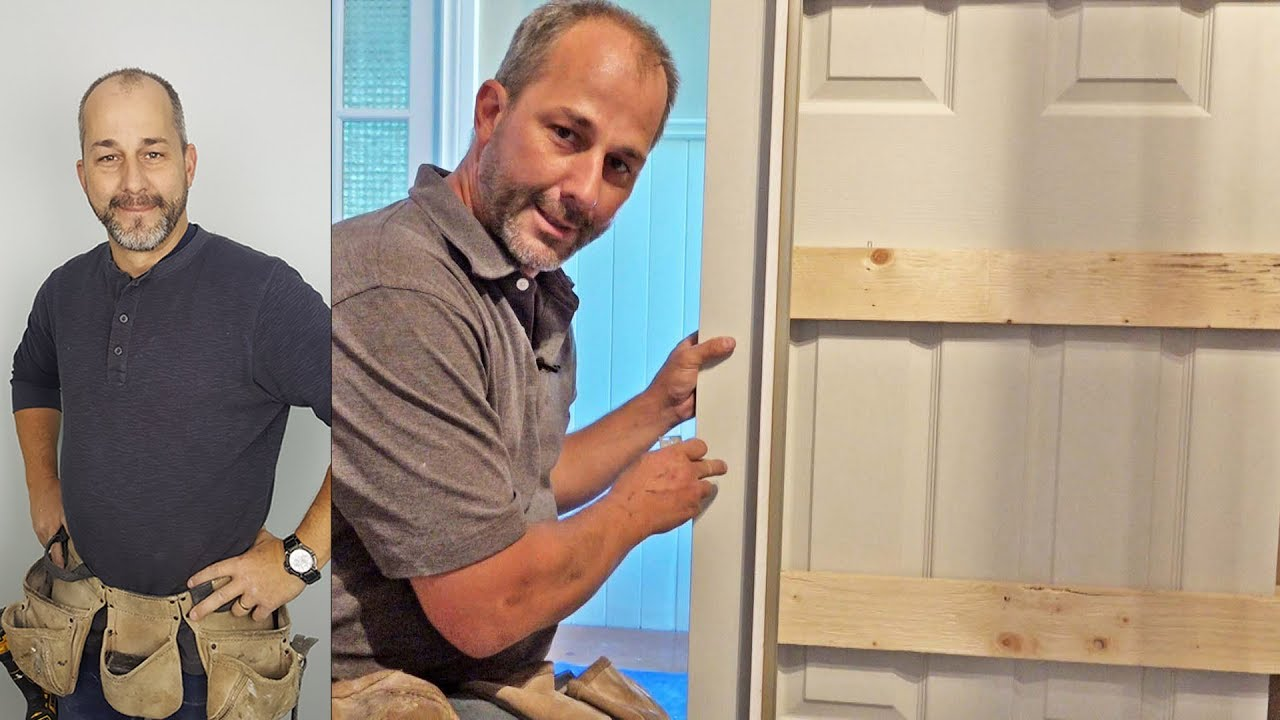 Diy How To Install A Pocket Door Youtube