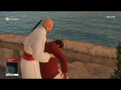 HITMAN - Landslide - Silent Assassin / Suit Only - Masamune Katana - 7:27