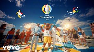 Gente de Zona - La Gozadera (The Official 2021 Conmebol Copa America (TM) Song)