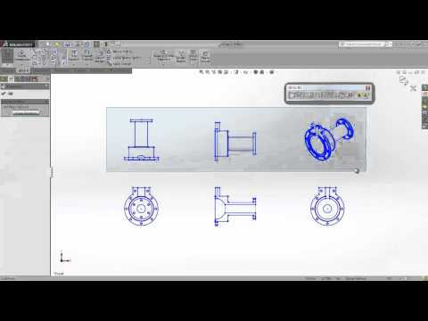 Convert DWG to SOLIDWORKS