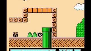 Super Mario Bros 3 - Bullet Bill Glitch. - User video