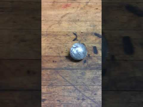 Metal detecting  find. Canon ball ?
