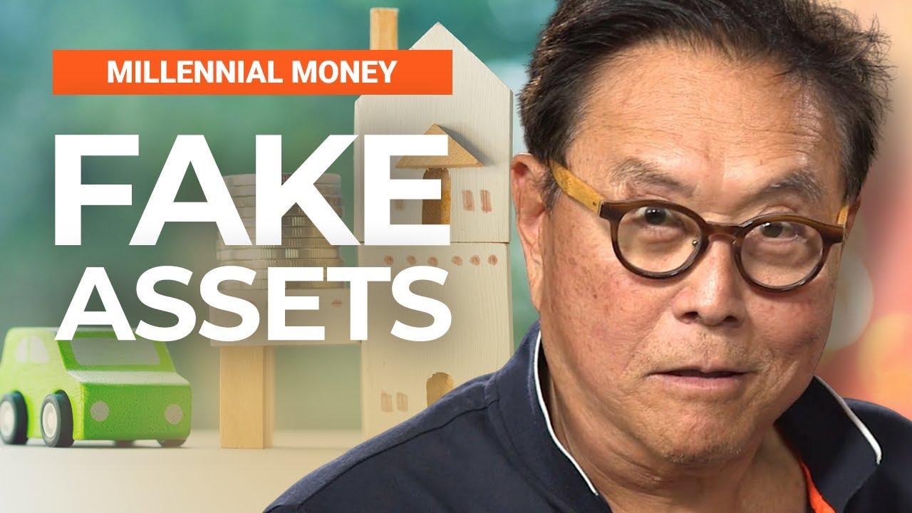 How To Make Money Like A Pro | DON'T Listen To Wall Street  - Robert Kiyosaki [Millennial Money