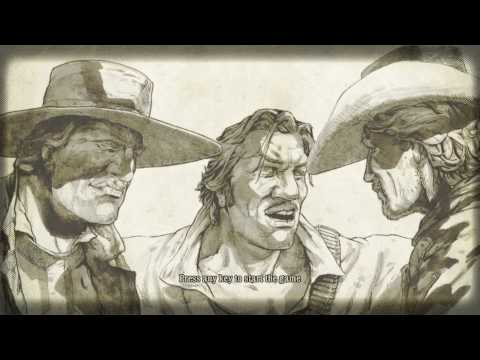 Lets Play Call Of Juarez Bound In Blood 9 - Death's Valley