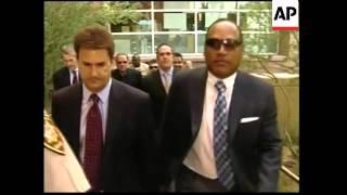 O.J. Simpson jury to get testimony Monday in Vegas