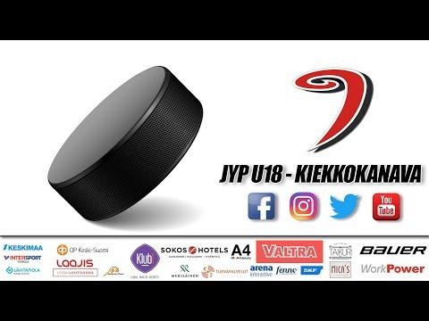 JYP U18 Live-stream 2019-2020: JYP Vs. Lukko