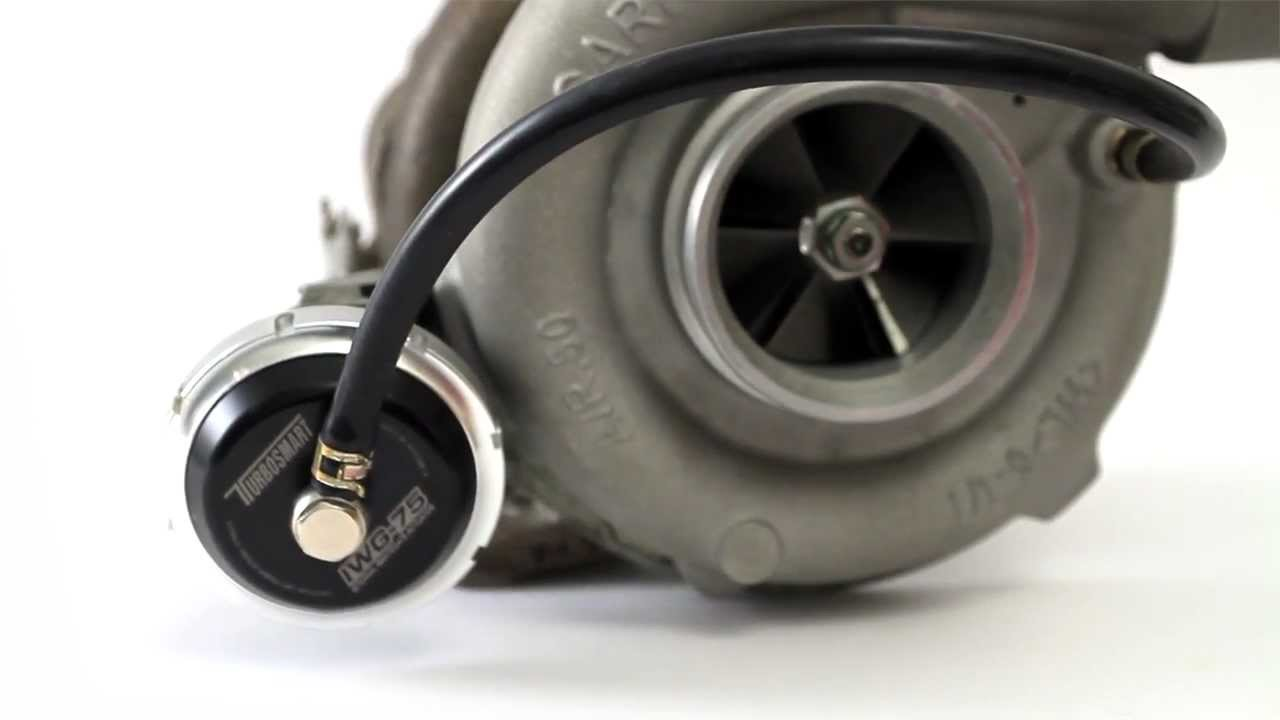 New Release: Internal Wastegate Actuator for Ford XR6
