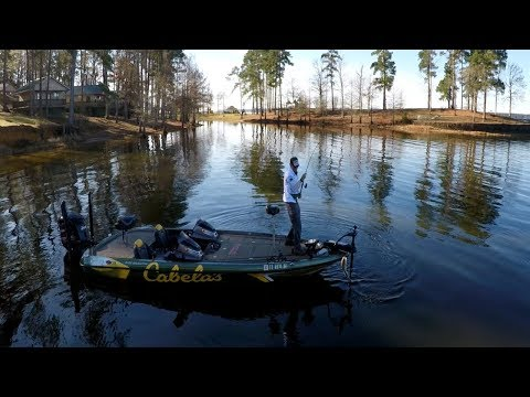 East Texas Bassin'  On Toledo Bend And Sam Rayburn