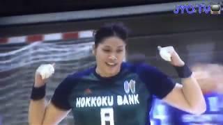 第70回日本ハンドボ-ル選手権女子決勝