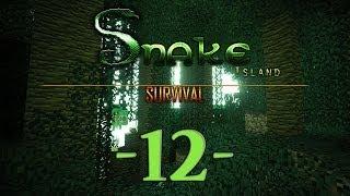 Snake Island Survival Minecraft #12