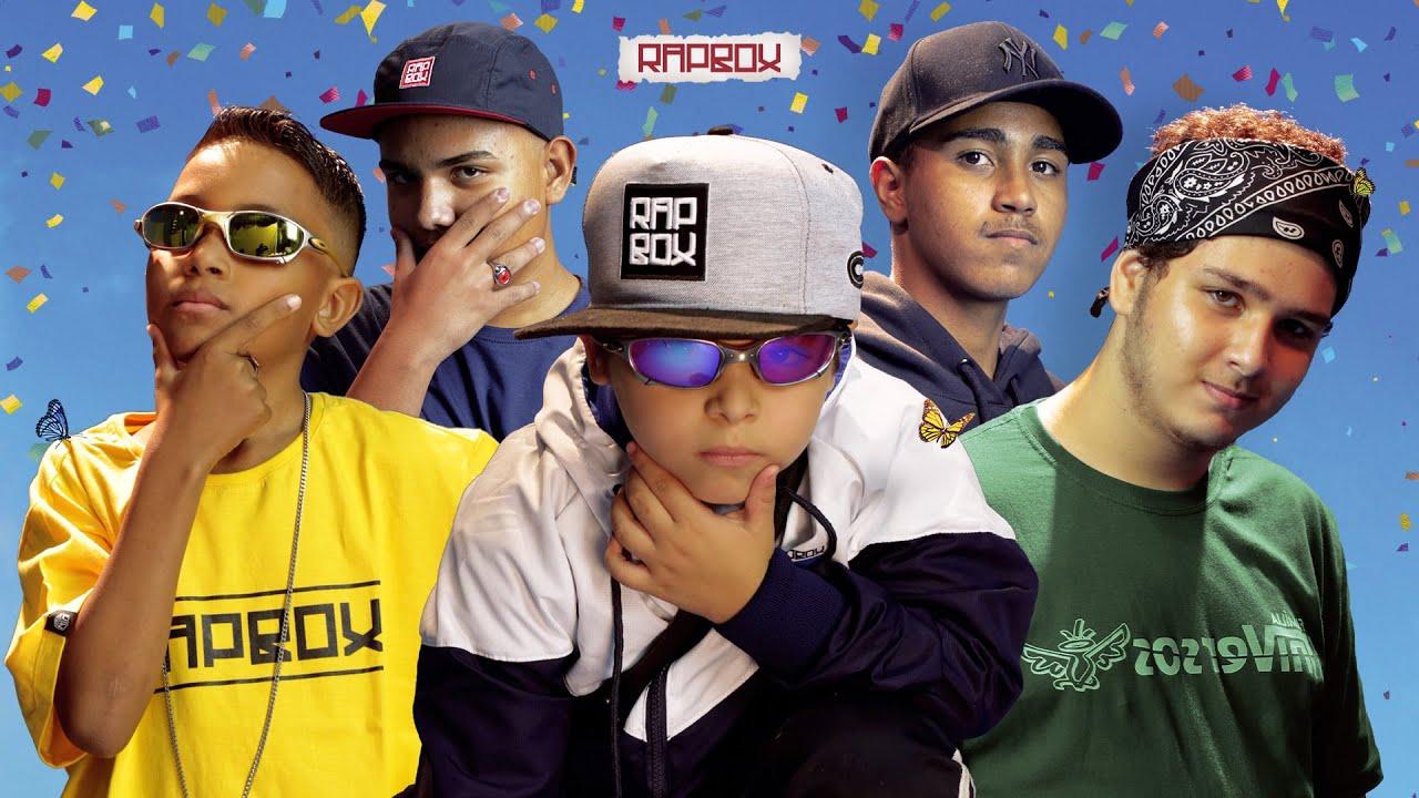 Dia das Crianças Rap Box - Família UniVersos - Sonhos [Prod. Léo Casa 1 e Ost]