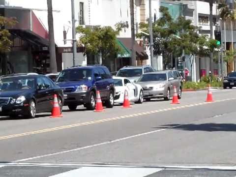 Audi R8 R-Tronic Drive By