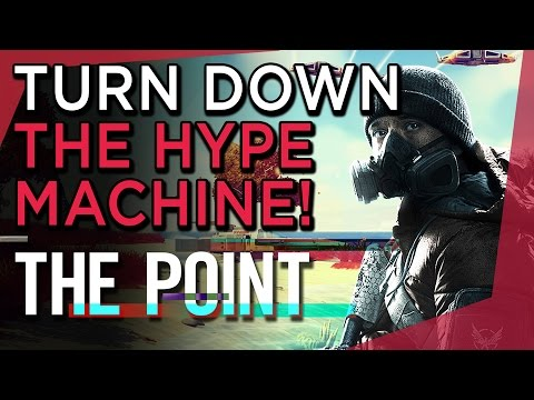 Turn Down The Hype Machine! - The Point