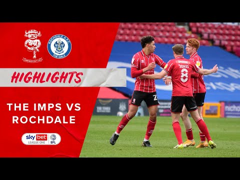 Lincoln Rochdale Goals And Highlights
