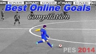 PES 2014 - Best Online Goals Compilation [HD]