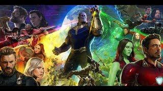 Реакция -  Мстители: Война бесконечности (тизер-трейлер)