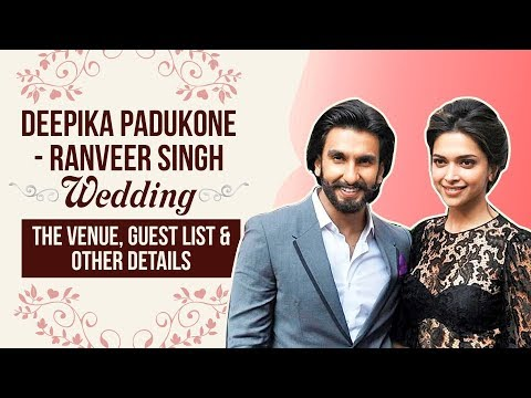 Deepika Padukone-Ranveer Singh Wedding: The Venue, Guest List And Other Details | #DeepVeer