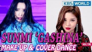 Dancing Beauty | 댄싱 뷰티 Ep.1 : SUNMI 'GASHINA' (선미-가시나) [ENG/中文字幕/2018.01.29]